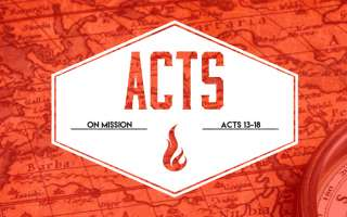 Acts: On Mission